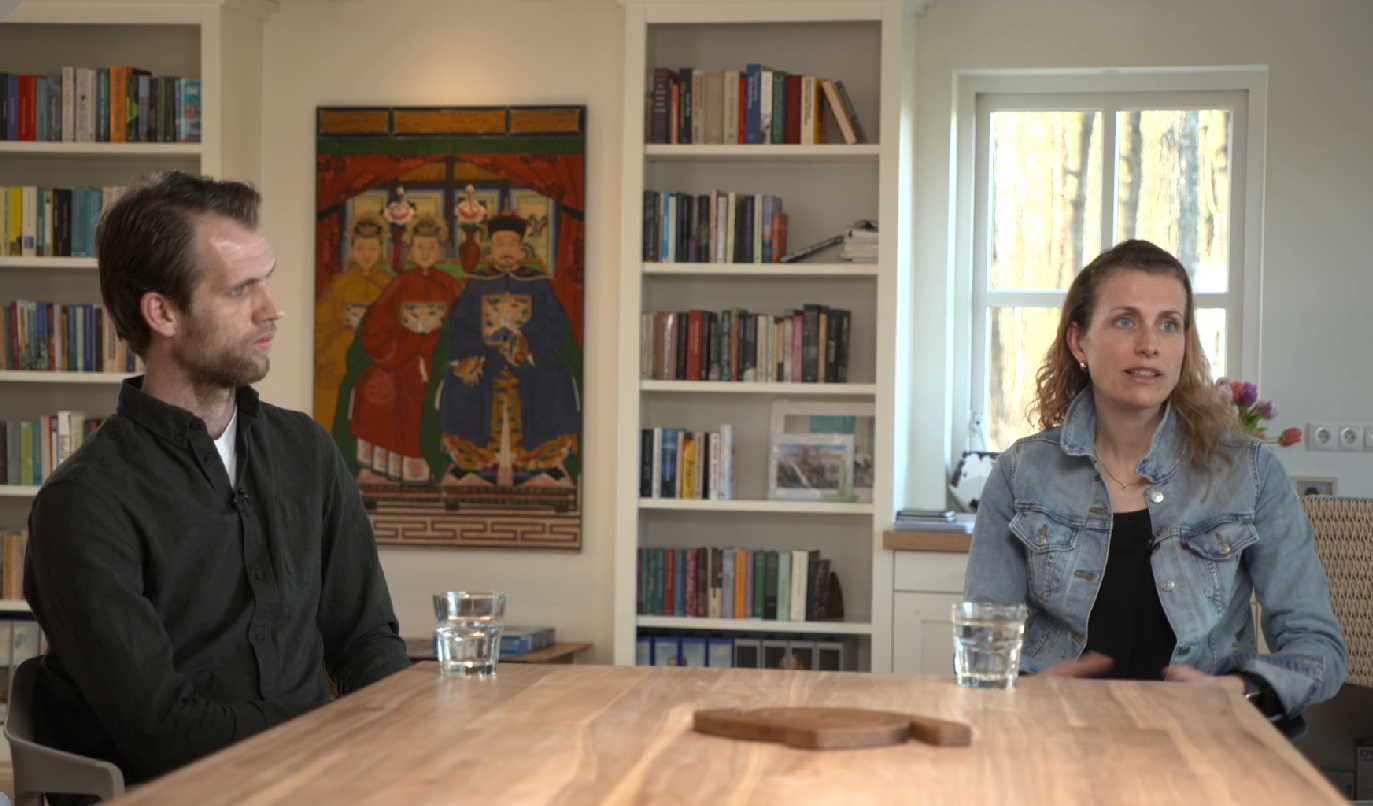 Huisartsopleiding-50-jaar-Thomas-Laura-interview